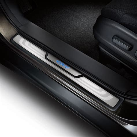 ta  honda door sill trim illuminated crv