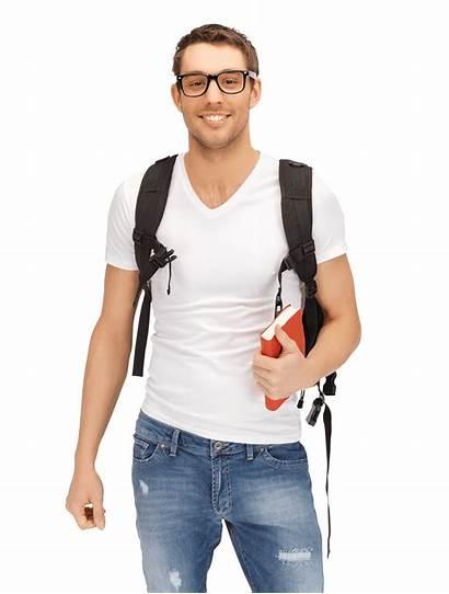 Student Male Transparent