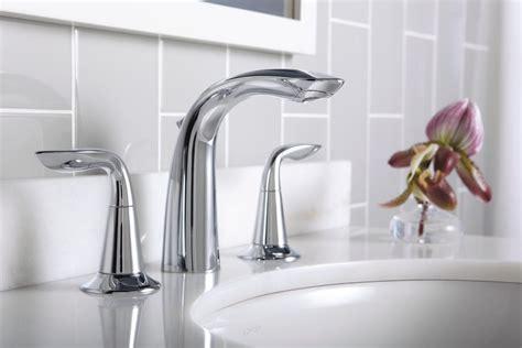 kohler k 5317 4 bn refinia widespread lavatory faucet