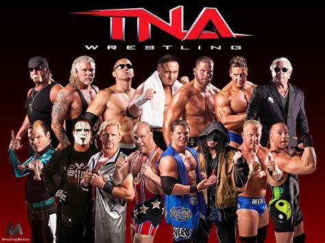 Tna Impact Wrestling La Lucha Libre Desde El Otro Lado