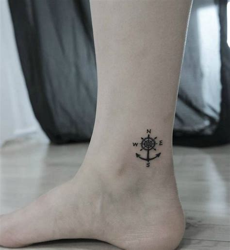 beautiful ankle tattoos   meanings   love