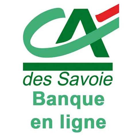 credit agricole savoie banque en ligne