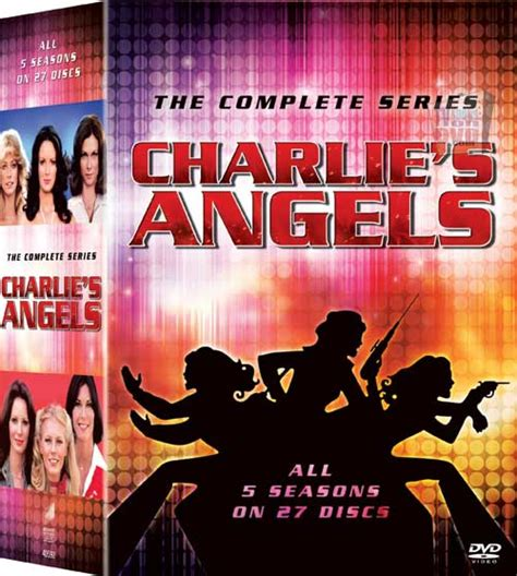 Charlies Angels Dvd News Press Release For Charlies