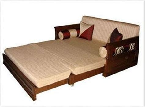 sofa bed india sheesham wood sofa bed furniture panaji 4606212