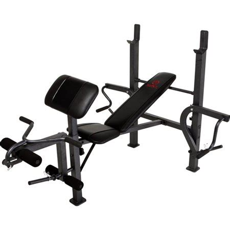 marcy bench press marcy standard weight bench with butterfly md 389