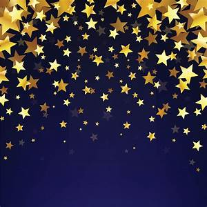 Falling Stars Wallpaper | Wall Decor