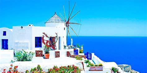 andros si鑒e social santorini cicladi grecia