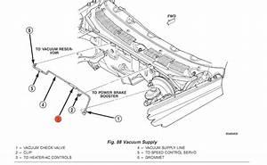 2004 Dodge Caravan Engine Hose Diagram