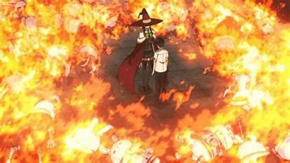 Works Witch Craft Kagari Ayaka Witchcraft Anime