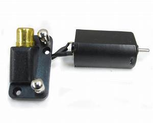Stealth 2 Bottom Plate  U0026 Motor - Stealth Replacement Parts - Tattoo Machine Parts