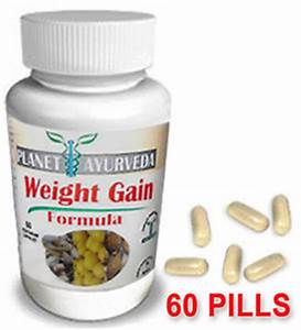 Weight Gainer Pills - Fast Gain Weight Fast - Gain Mass on ...