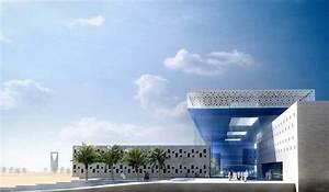An Architect Is Designing An Atrium For A Hotel National Diabetes Centre Riyadh Saudi Arabia E Architect