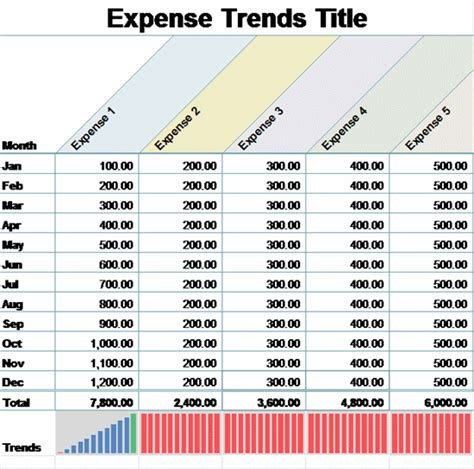 small business expense template microsoft excel template ms office templates