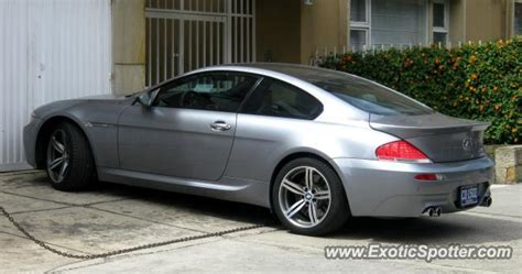 Bmw M6 Spotted In Bogotá, Colombia On 09/30/2011