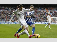 Real Madrid 20 Deportivo La Coruna MATCH REPORT Karim