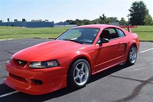 2000 Ford Mustang Cobra - Muscle Car Facts