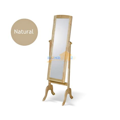 wooden stand mirror adjustable stand mirror stand