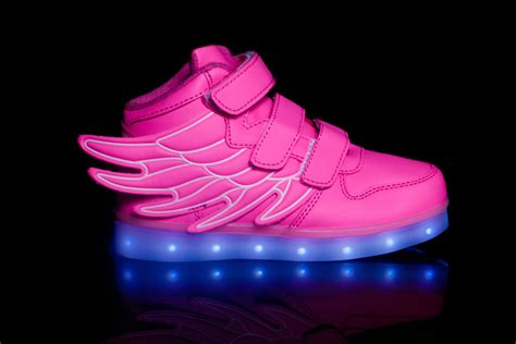 kids shoes with lights led light up shoes for big kids sale for less