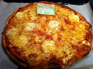 Recette Pizza Chevre Miel : pizza ch vre miel caroline m ~ Melissatoandfro.com Idées de Décoration