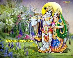 Shri Krishna Radha Hd