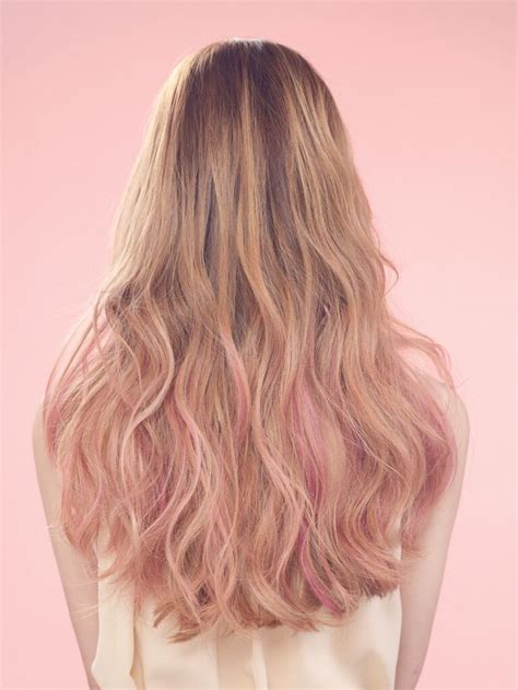 1000 Ideas About Pink Dip Dye On Pinterest Dip Dye Hair