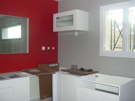 mur cuisine cuisine mur meuble blanc obasinc com