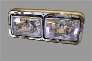 Kenworth Headlight Assembly