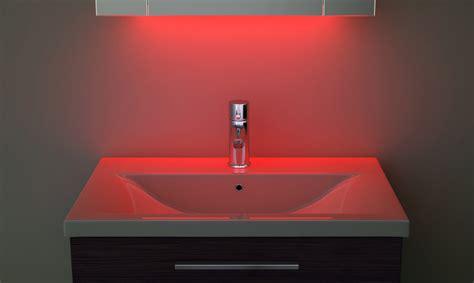 miroir de salle de bain rasage led avec bluetooth rasoir et capteur k120raud