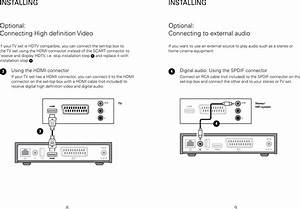 Motorola Cable Box Vip 1003 Users Manual