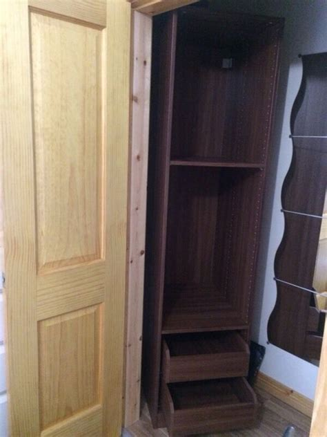 Single Wardrobe With Drawers by Ikea Single Wardrobe With 2 Drawers In Dungannon County
