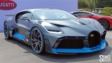 Price Of A New Bugatti by Check Out The New Bugatti Divo Look