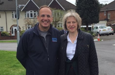 Michael Supports Theresa May's Campaign to be the next ...