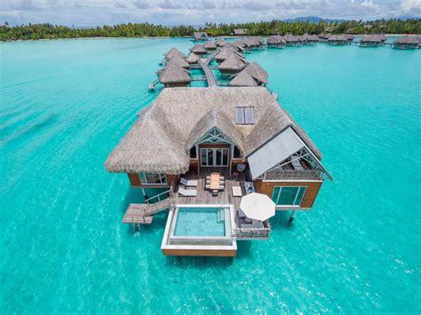9 Beautiful Overwater Bungalows Around The World Condé