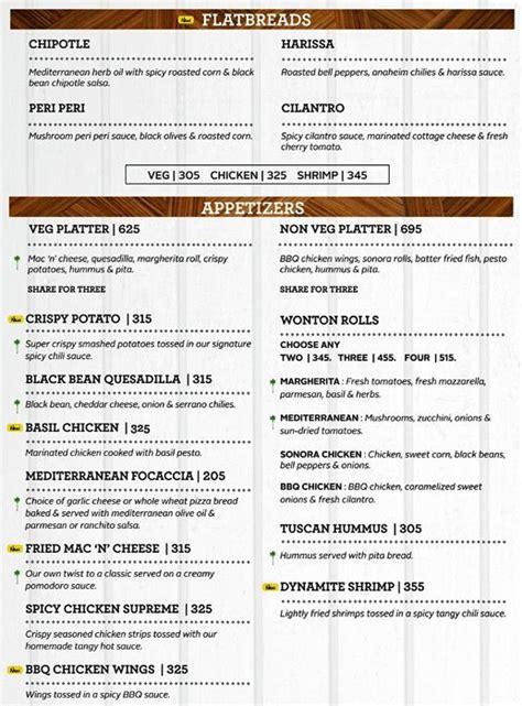 California Pizza Kitchen Menu Philippines  Wow Blog
