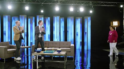 paul scheer commercial brooklyn studios long island city sound stage photo