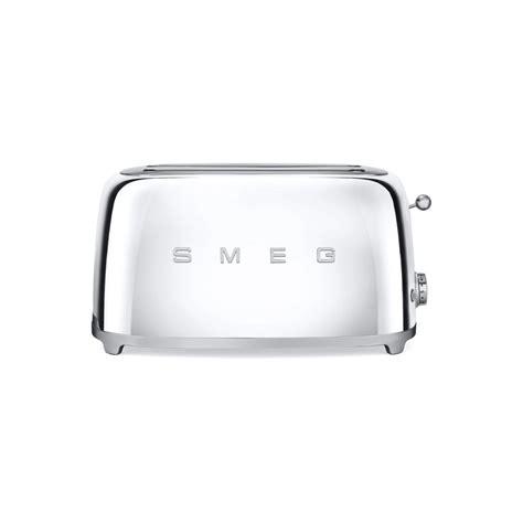 smeg 50 s style 4 scheiben toaster tsf02sseu edelstahl