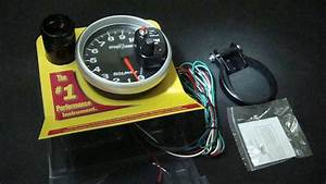 Myitems  Autometer 5 U0026 39  U0026 39  Monster Rpm