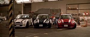 Mini Cooper S Cars In The Italian Job 2003 Movie