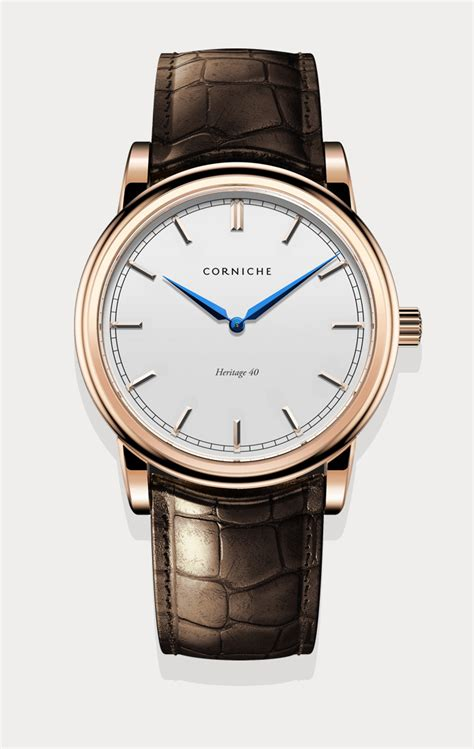 Corniche Watches Corniche Watches Reinventing The Classic