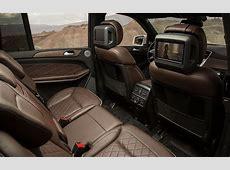 MercedesBenz GL 2013 Motor Trend SUV of the Year