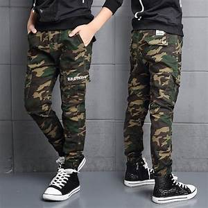 Army Cargo Pants For Boys | Pant So