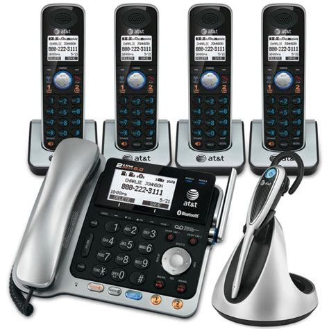 best home phone system bluetooth connect to cell cordless phones at t