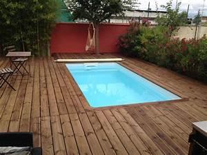 Mini Pool Terrasse : mini pool loic piscines et spas ~ Orissabook.com Haus und Dekorationen