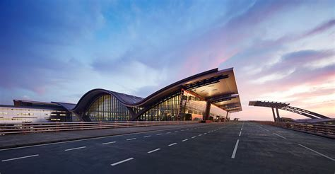 doha international airport meinhardt facade technology