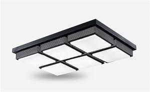 Deckenlampe Mit Led : dimmbar led deckenlampe deckenleuchte 24w 36w 54w fernbedienung w 6003 wandlampe ebay ~ Whattoseeinmadrid.com Haus und Dekorationen