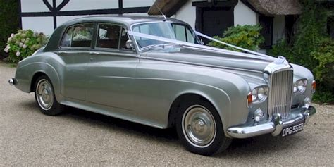 Vintage And Classic Wedding Car Hire Reading, Berkshire