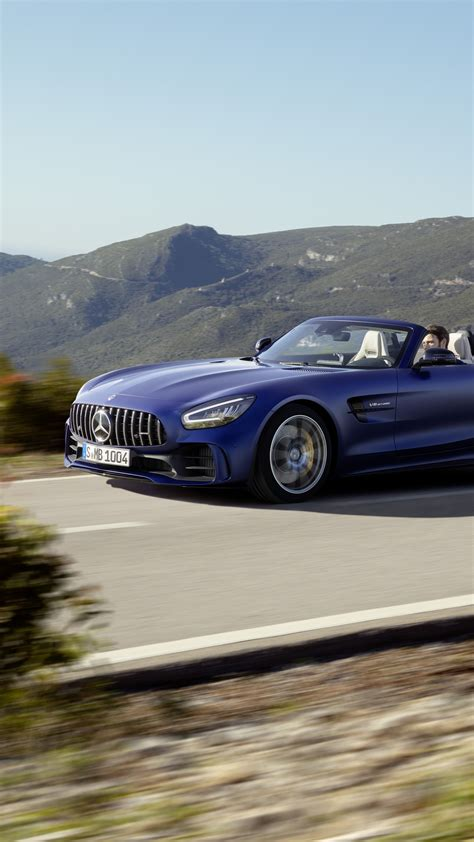 wallpaper mercedes benz amg gtr roadster  cars