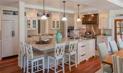 coastal cottage kitchen maine inspired shingle coastal cottage home bunch 2268