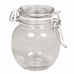 Bocal En Verre Avec Couvercle : mini bocal en verre d corer avec couvercle basculant rayher chez rougier pl ~ Teatrodelosmanantiales.com Idées de Décoration