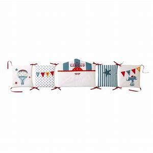 Tour Lit Bébé : tour de lit b b circus maisons du monde ~ Teatrodelosmanantiales.com Idées de Décoration